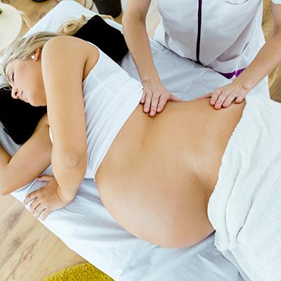 massage grossesse